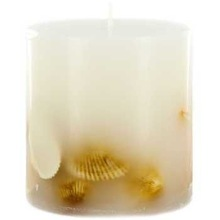 Block and Cube Pillar Decorative Handmade Natural Candles