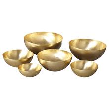Brass Offering Bowls