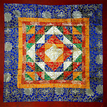 BUDDHIST ALTAR CLOTHS