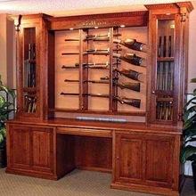 Carved Wooden Cabinet Wardrobes