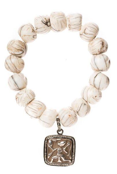 Conch shell Beaded Bracelets