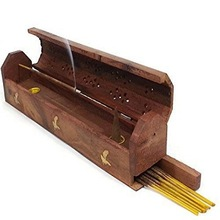 Cone Incense Holders & Boxes