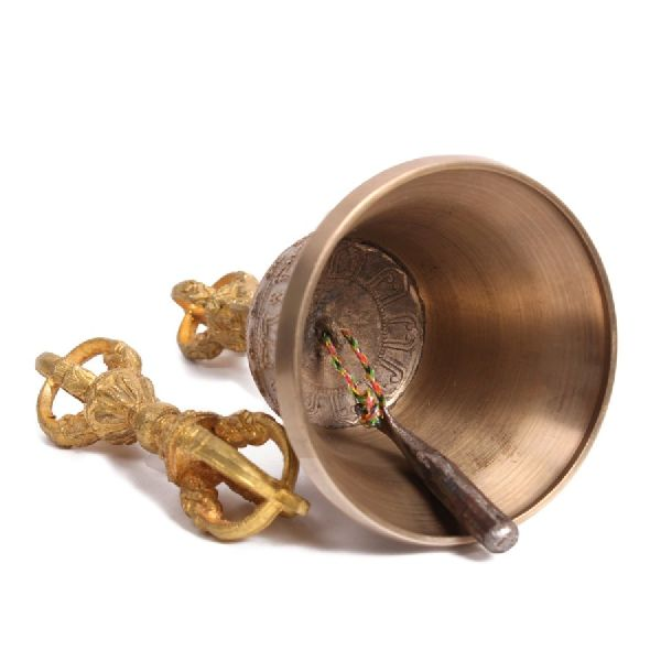 COPPER AND BRONZE ALLOY BELL