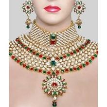 Designer Kundan Jewelery