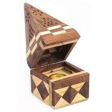 Designer Wooden Cone Holders  Incense Burner