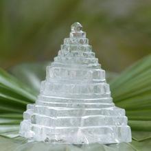 Gemstone Crystal Shree Yantra