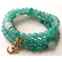Green Jade Bead Tibetan Bracelets