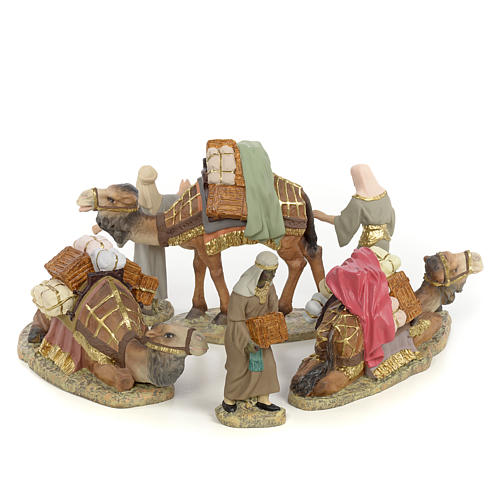 Religious Nativity Figurine Statue