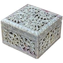 Soapstone Air Freshener Potpourri Box