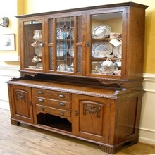 Solid Wooden Almirah Cabinet