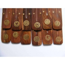 Wooden Incense Sticks Holders / Burners