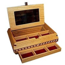 Wooden Jewellery Boxes / Cases