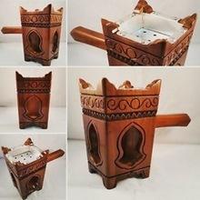 Yemeni Style Mabkhara Incense Burner