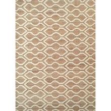 Handmade Modern Design Natural Jute Living Room Rug Carpet (USF1402)