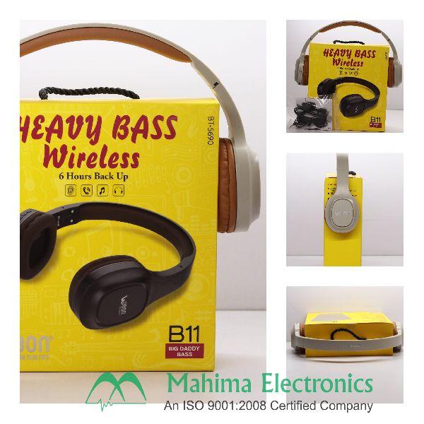 022f6d085f1 UBON BT-5690 WIRELESS HEADPHONES Manufacturer in Haryana India by ...