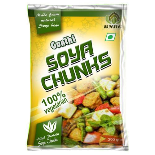 1 Kg Gunthi Soya Chunks