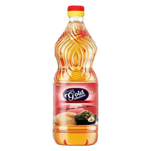 1 Litre Bottle Gunthi Gold Choice Vegetable Oil