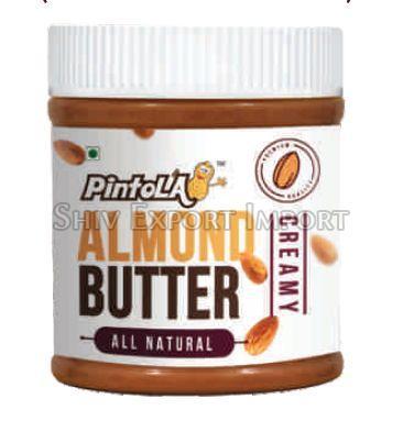 All Natural Almond Butter