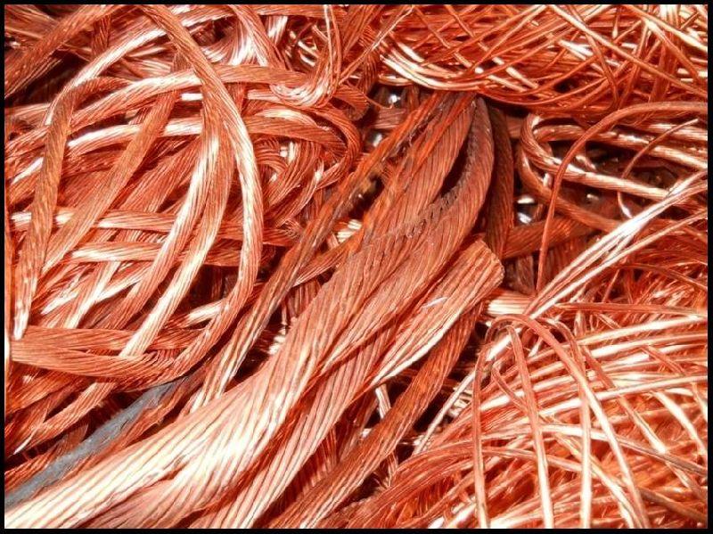 Copper Wire /Metal Copper Scrap/copper wire scrap. (001)