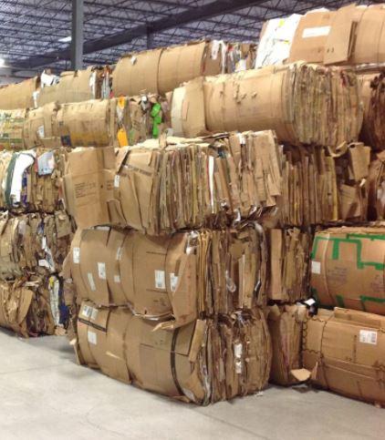 High Quality Waste Paper Scrap Occ 11 Waste Paper (001)