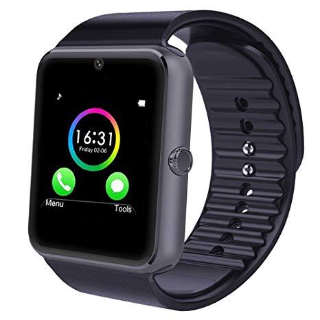LICHIP L- Q18 wholesales sim card clock smartwatch Q18s q18 pro smart watch (001)