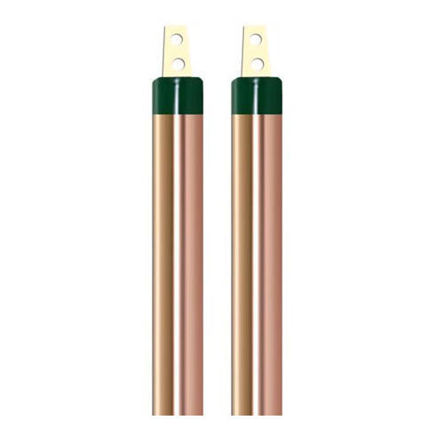 Copper Chemical Earthing Electrode