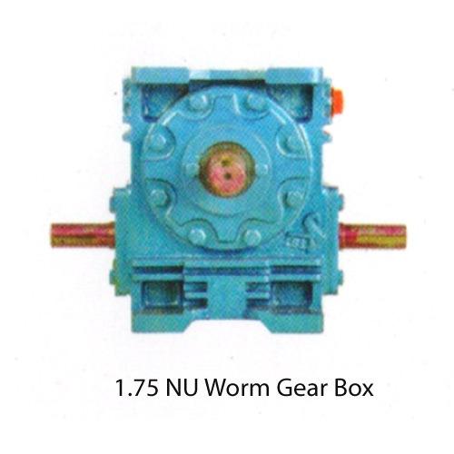 "1.75"" NU Worm Gearbox"