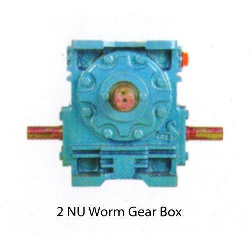 "2"" NU Worm Gearbox"
