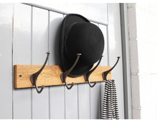 Cast iron Hat Hooks
