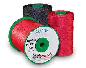 Amann Serabraid Leather Threads