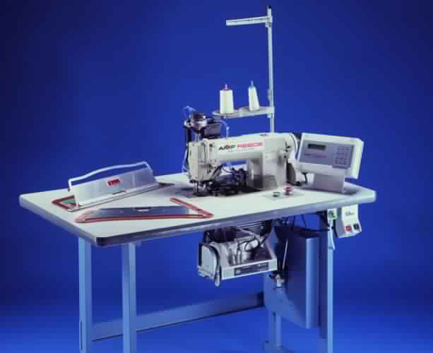 AMF Reece 84-72 - Autojig Machine