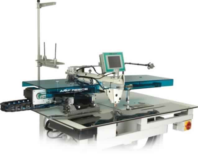 AMF Reece FF-2500 - Sewing Unit For Top Stitching Of Trouser Fly Fronts