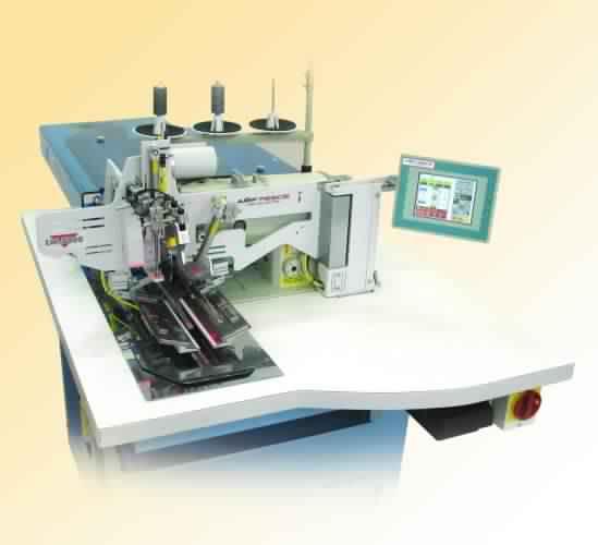 AMF Reece LW-7000 - Pocketwelting Machine