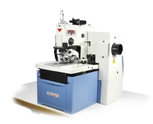 AMF Reece S-100 - Mechanical Eyelet Buttonhole Machine