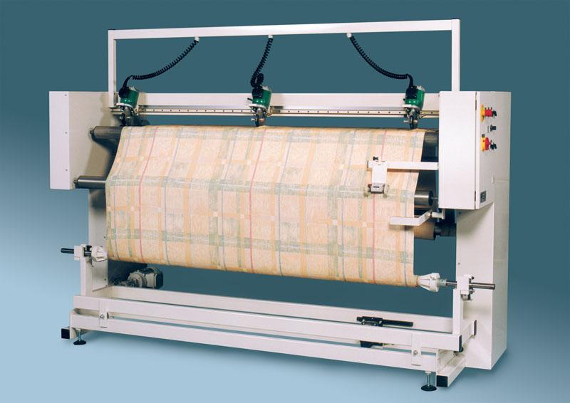 Asco - Electric Driven Slitters Strip Cutting Machine
