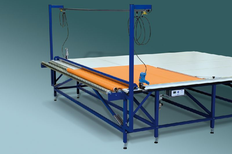 Asco - MT Cutting Table Manuall Operated Cutting