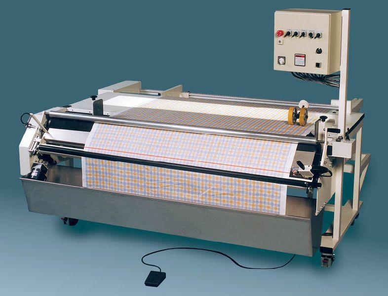 Asco Rumba - Cutting Machines for Rolls of Fabric