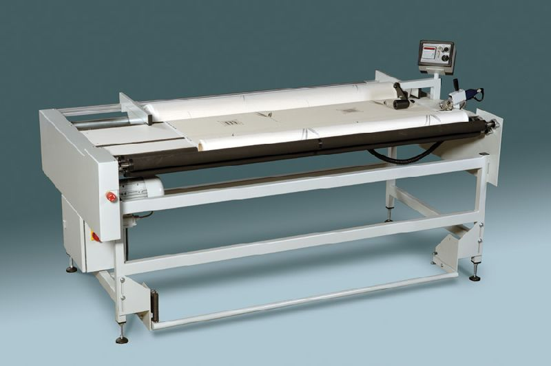 Rewinding AND Cutting Fabric Machines