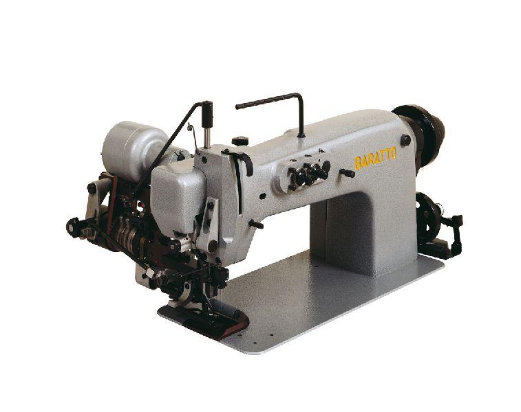 Baratto 158 - Double Needle Scalloping Machine