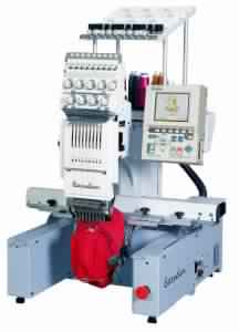 Barudan BEXT S901CA - Single Head Industrial Embroidery Machine