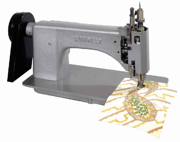 CORNELY A3 - High Speed Chainstitch Embroidery Machine