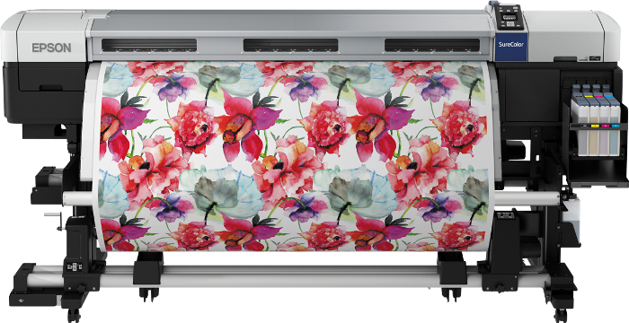 Epson SureColor SC-F7200 (HDK) Digital Dye sublimation roll-to-roll printer