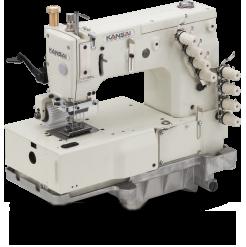 Flatbed Multi Needle Double Chain Stitch Machines