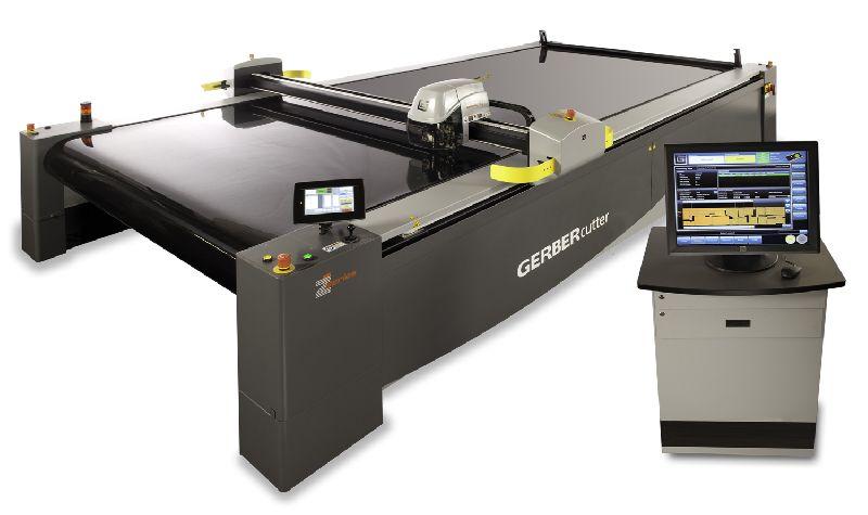 Gerber Cutter Z1 - Single-ply Cutting System