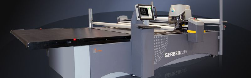 Gerber Cutter Z7 - Automated Material Cutting System