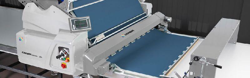 Gerber Spreader 250s - Heavy Duty Fabric Spreading System