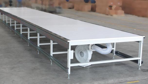 Gerber Spreading Tables I Series