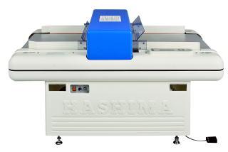 Hashima HN-770G - Conveyor Type Needle Detector - Finishing Machine