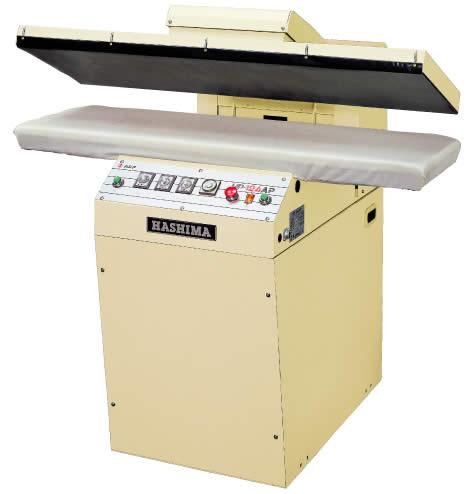 Hashima HP-124AP Fully Automatic Flat Fusing Machine