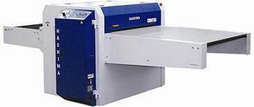 Hashima HP-900LF,LFS Straight Linear Fusing Machine - Finishing